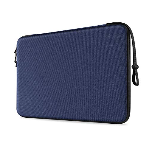 Fintie Funda para Tablet y Portátil de 13', Concha Dura Bolsa para 13.3' MacBook Air A2337 M1 A2179 A1932, MacBook Pro 13 A2338 A2251 A2289 A2159 A1989 A1706 A1708, Surface Pro 7/X/6/5/4/3,