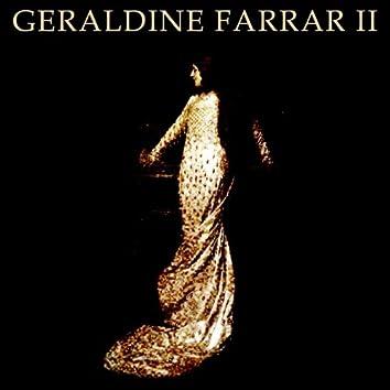Geraldine Farrar II