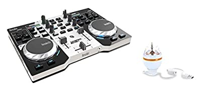 Hercules Instinct S Party Pack DJ Controller with Audio Outputs