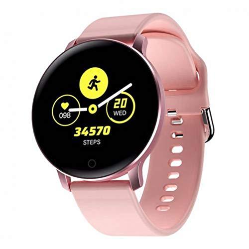 N-B IP67 impermeable reloj inteligente hombres sueño monitor podómetro mensaje recordatorio fitness Tracker Bluetooth reloj señoras pulsera