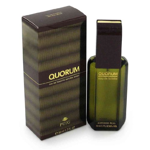 Puig Quorum EDT Spray 50 ml, 1er Pack (1 x 0.05 l)