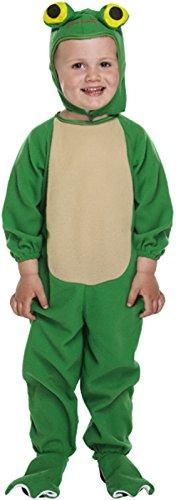 Henbrandt Costume Enfant Grenouille Age 3 Ans