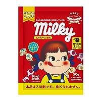 【3個セット】ミルキー入浴剤 ペコちゃん バニラミルクの香り