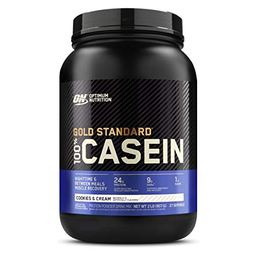 Top 10 casein cookies and cream for 2021