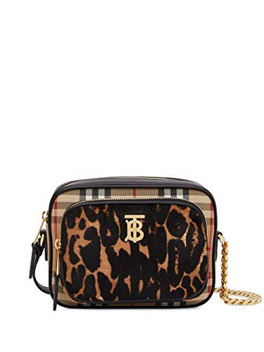 Burberry Luxury Fashion Donna 8023108 Marrone Poliestere Borsa A Spalla | Primavera-estate 20