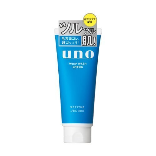Uno Mens Whip Face Wash 130g - Scrab