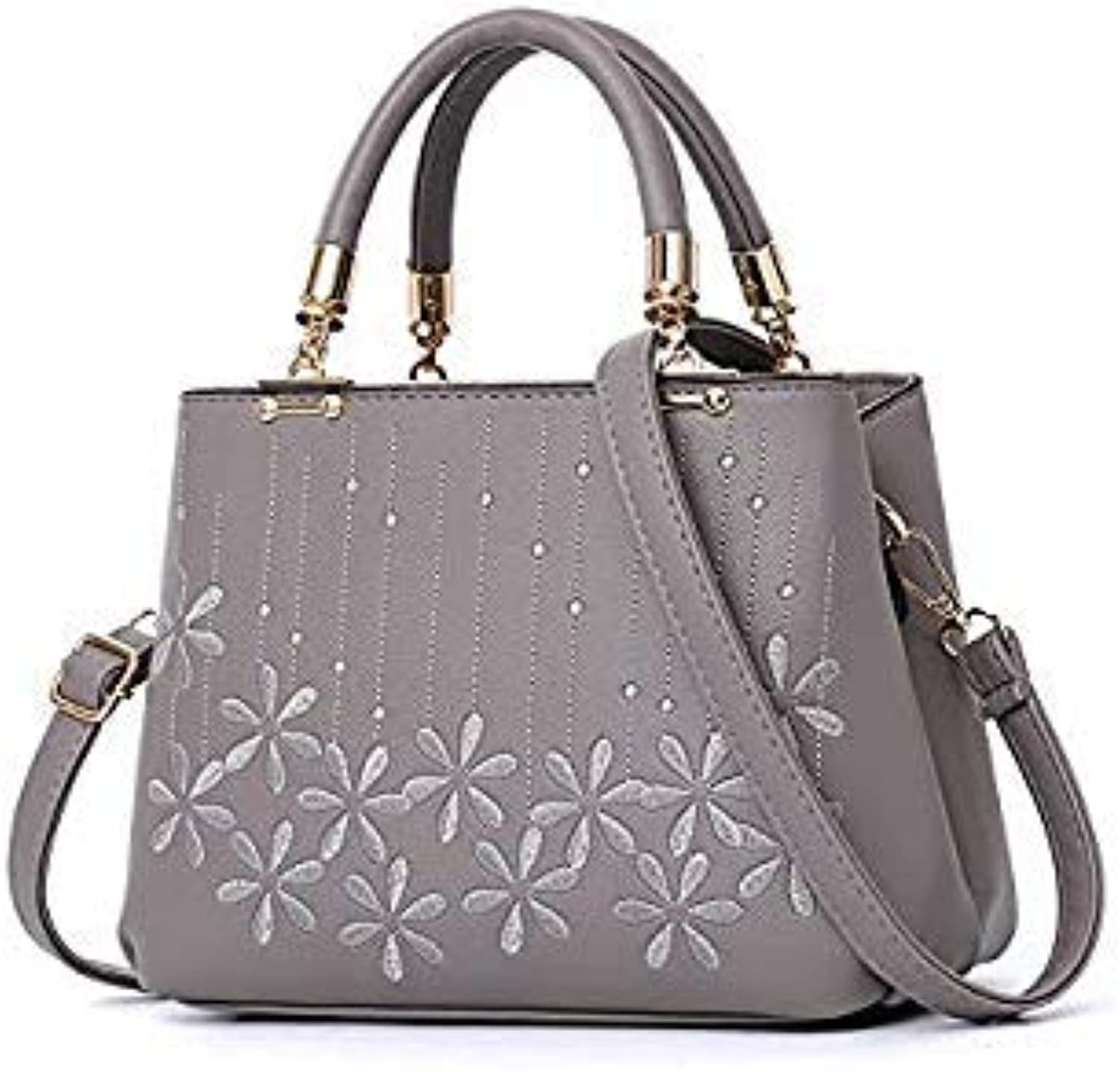 1ebccd69cc47 Women PU Leather Handbag Crossbody Bag Ladies Designer High Quality ...