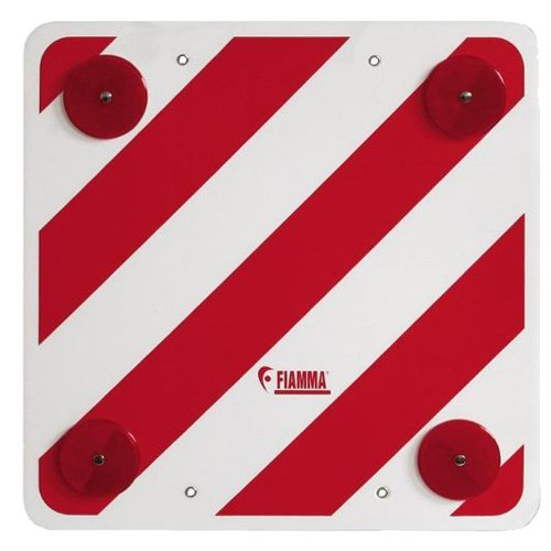 Fiamma 98782-005 Warntafel Kunststoff