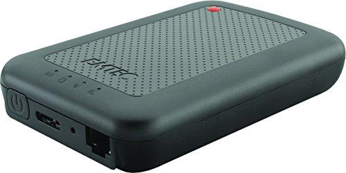 Emtec Wi-Fi USB3.0 HDD 2.5 P700 1TB - Disco Duro Externo (1000 GB, 3.0 (3.1 Gen 1), Negro)