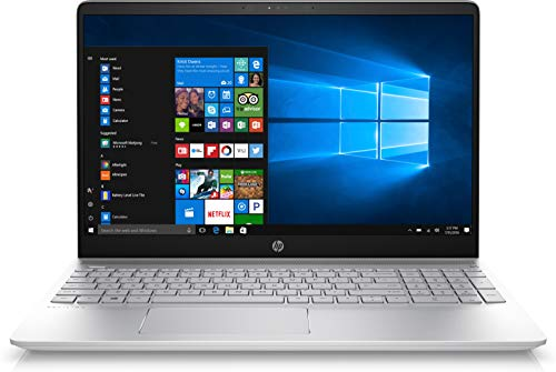 (Renewed) HP Pavilion 15-CK069TX 15.6-inch Laptop (8th Gen Intel Core i5-8250U Mobile Processor/8GB/2TB/Windows 10/NVIDIA GeForce MX130), Mineral Silver