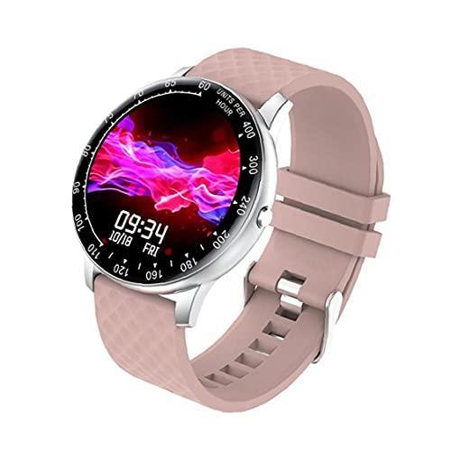 Inteligente Reloj H30 Deportes del Reloj del perseguidor de Pulsera Actividad de Seguimiento con Hombres y Mujeres de Color Rosa de la presión Arterial de la frecuencia cardíaca