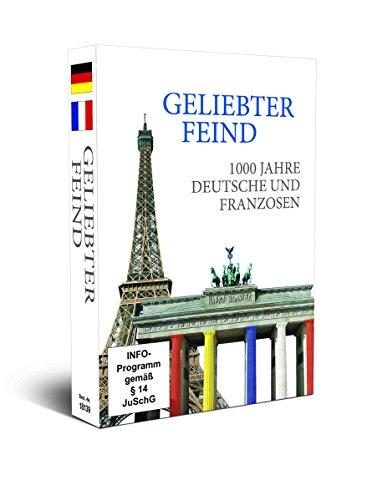 Paket Geliebter Feind; 5 DVDs; 1000 Jahre Deutsche und Franzosen