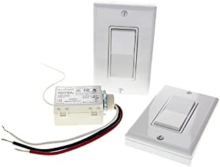Three-Way Wireless Light Switch Kit