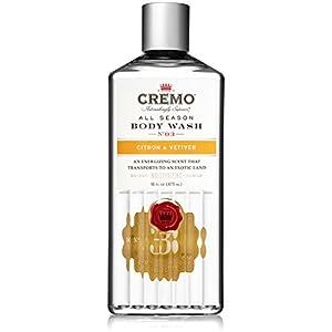 Cremo All Season Body Wash - Citron & Vetiver, 16 ounce 3