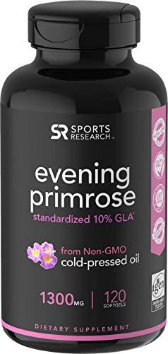 Evening Primrose Oil (1300mg)...
