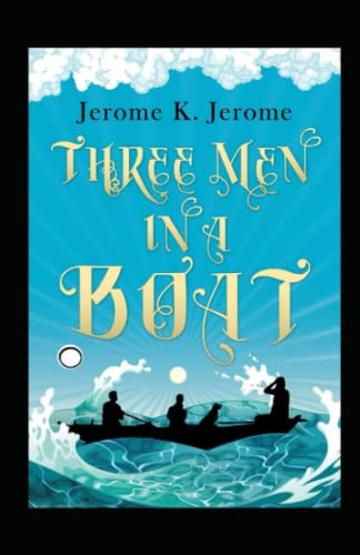 Three Men in a Boat Annotated