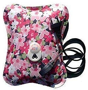 Piesome heating bag, hot water bags for pain relief, heating bag electric, Heating Pad-Heat Pouch Hot Water Bottle Bag, Electric Hot Water Bag,Heating Pad with For Pain Relief(Multi-Coloured)