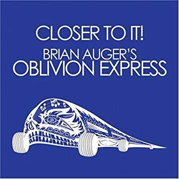 Brian Auger & Oblivion Express ~ Closer to It LP Vinyl Record (62545)