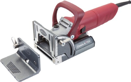 WEN JN8504 8.5-Amp Plate and Biscuit Joiner with Case and Biscuits