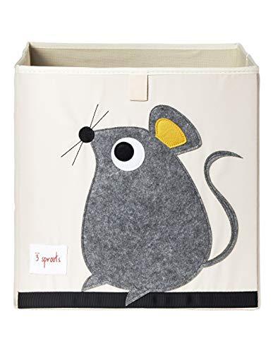 DECOLOOPIO - Cubo portaoggetti per Mouse