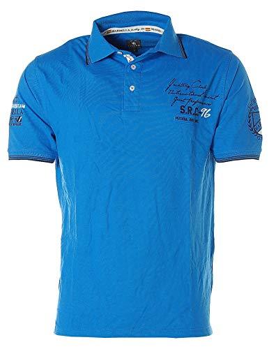 Kitaro Herren Poloshirt Polo Shirt -Yachting Championschip Marbella Costa del Sol A.