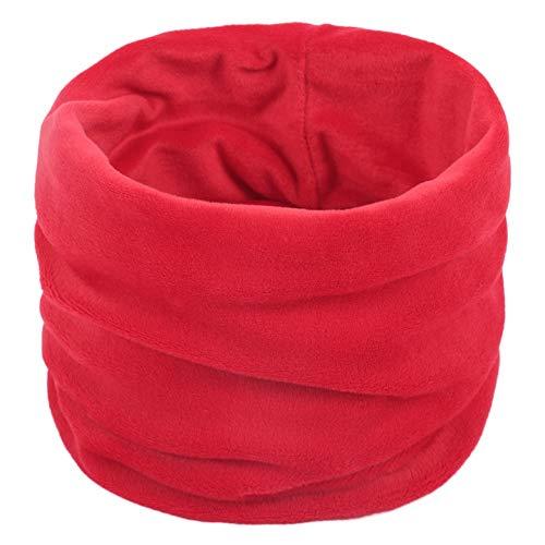 ZZYWJS sjaal voor de winter, casual, voor dames en heren, warm, voor jongens en meisjes