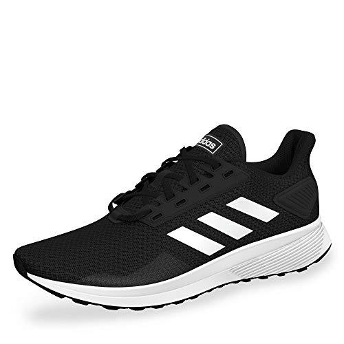 Adidas Schuhe Duramo 9 Core Black-Footwear White-Core Black (BB7066) 44 Schwarz