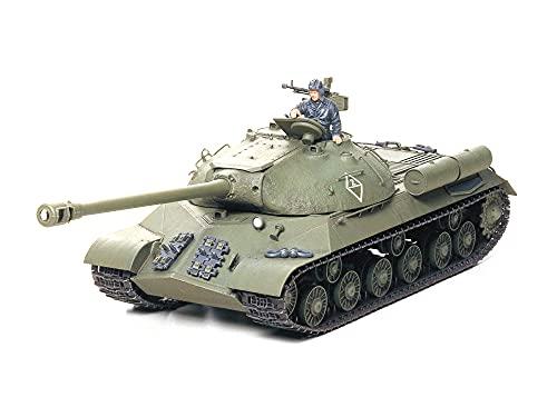 Tamiya 300035211 - Carro Armato Pesante Russo della seconda Guerra Mondiale JS-3 Stalin (1)
