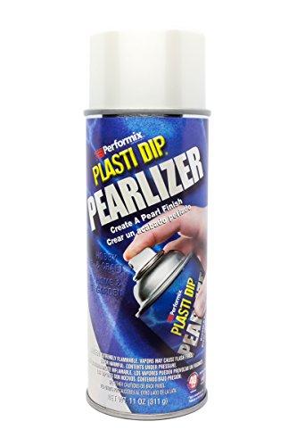 Plasti Dip 11226 Pellicola Spray Removibile, Trasparente Perlato