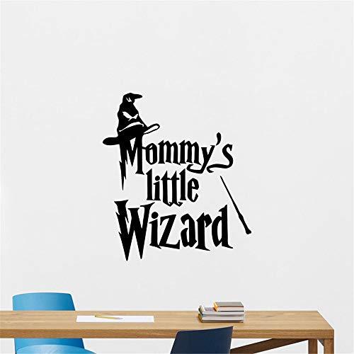 Sticker mural Devis Le Petit Sorcier De Harry Potter Maman Pour La Chambre Des Enfants Art Chambre Décor Chambre