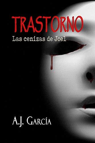 Portada del libro Trastorno de A.J. García