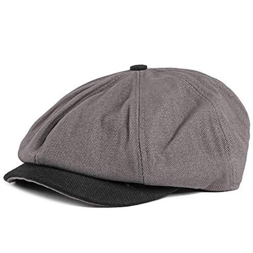 Binwe Cappello da Pittore per Berretto da Berretto da Uomo alla Moda