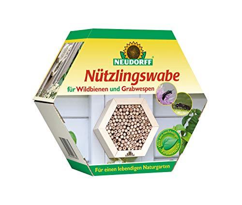 NEUDORFF - Nützlingswabe für Wildbienen und Grabwespen