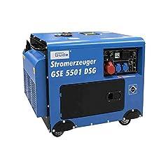 Güde Generator GSE 5501 DSG