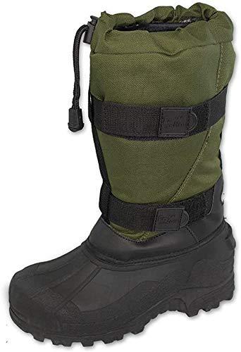 FoxOutdoor Kälteschutzstiefel, Fox 40 C, Oliv warme wasserdichte Winter-Stiefel - 39