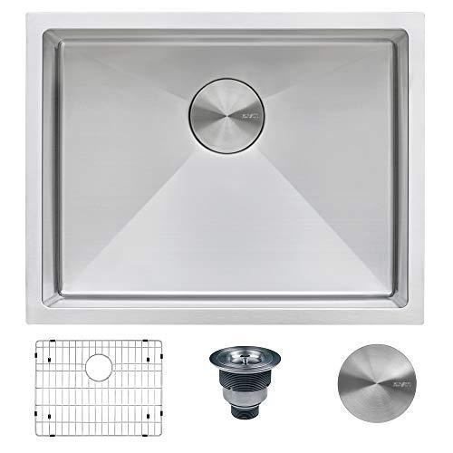 Ruvati 21-inch Undermount Kitchen Sink