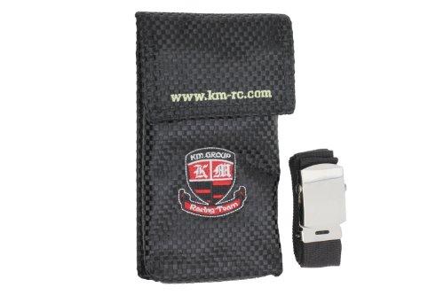KM-Racing 70000024 RC Modellbau Werkzeugtasche ohne Werkzeuge