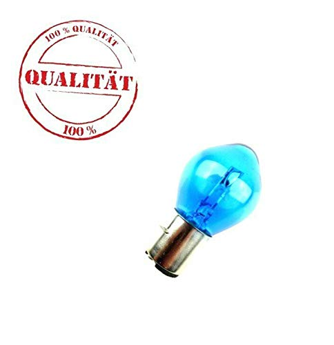 S2 BA20d 12V 35/35W Blue Vision Halogen Scheinwerfer Lampe