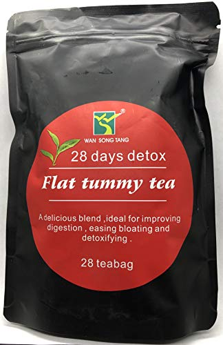 28 Day Detox Flat Tummy Tea