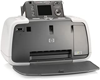 HP Photosmart 425 GoGo Photo Studio (M417 5MP Digital Camera with 3x Optical Zoom & Photosmart 420 4x6 Photo Printer)