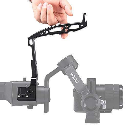 Inverted Handle Sling Grip Mounting Extension Arm Holder Bracket with 1/4