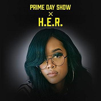 Prime Day Show x H.E.R.