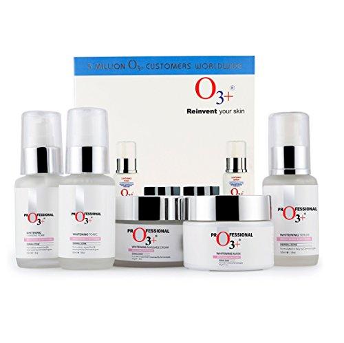 O3+ Whitening Facial Kit for Tan-Pigmented Skin Radiance & Shine (Regular Pack)