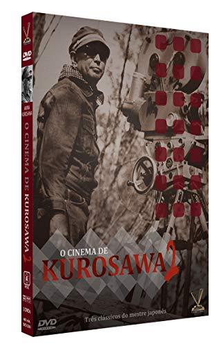 O CINEMA DE KUROSAWA vol. 2