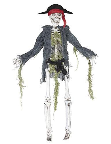 Widmann 01384 Set ? Squelette Pirate Taille Environ 42 cm