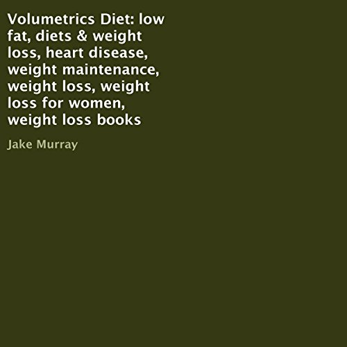 Volumetrics Diet audiobook cover art