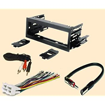Amazon.com: Carxtc Fits Cadillac Escalade 1999 2000 2001 2002, Stereo Wiring  Harness, Dash Install Kit Faceplate, with FM Antenna Adaptor (Combo  Complete Aftermarket Stereo Wire and Installation Kit): Car ElectronicsAmazon.com