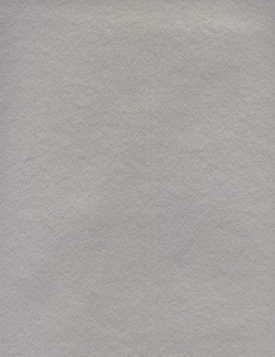 Toile cirée nappe au mètre Uni Gris Uni 422Taille au choix dans Carré Rond Ovale, PVC, gris, 130 cm rund