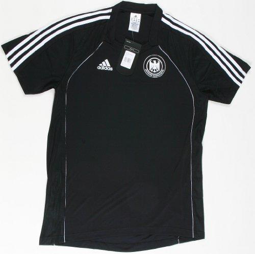 Adidas Trikot schwarz DHB Handball Größe 40 Frauen
