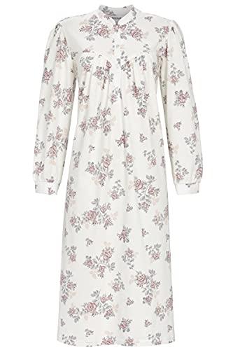Ringella Damen Nachthemd mit Stehkragen Champagner 50 1511010,Champagner, 50